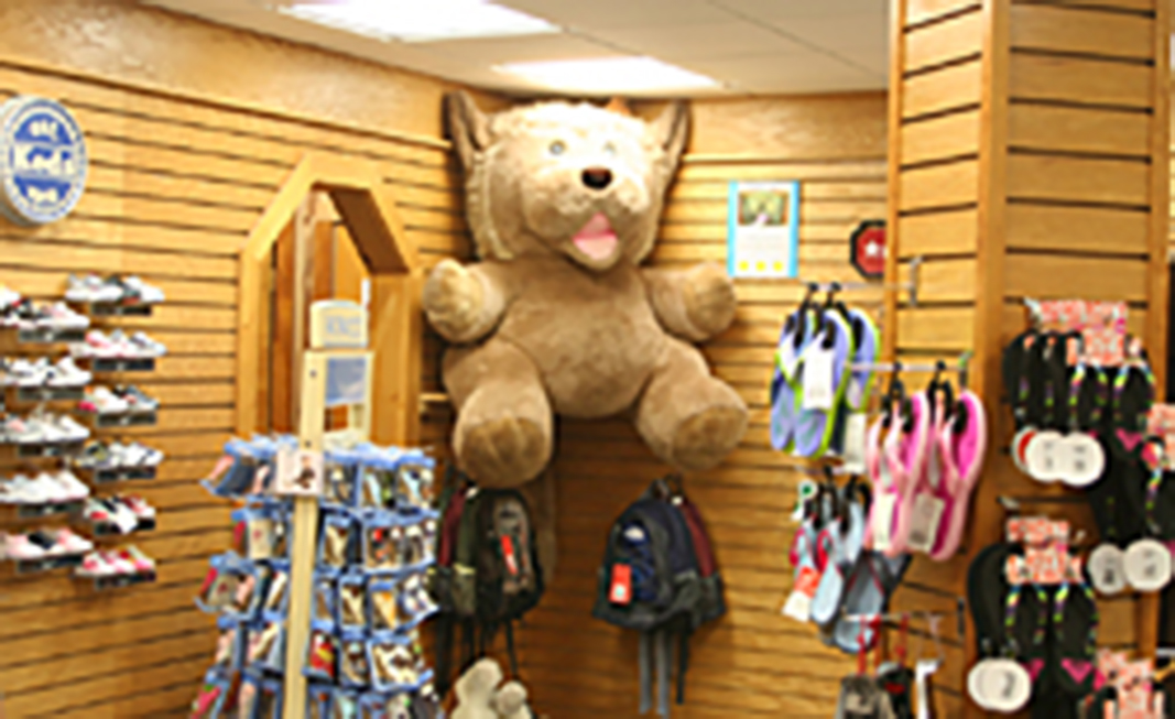 Reds Dover childrens bear
