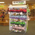 Kid's Shoes - Crocs Display