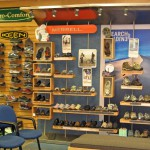 Ladies Merrell Shoes Display