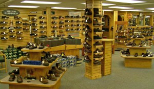 Comfort Shoes at Red's Shoe Barn